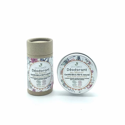 déodorant dekodacc bio & vegan au monoï