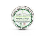 dentifrice dekodacc certifié bio & vegan menthe & citron