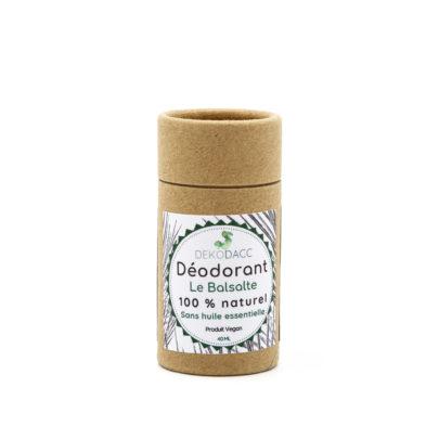 """déodorant dekodacc bio & vegan """"le basalte"""""""